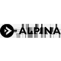 Alpina fietsen logo